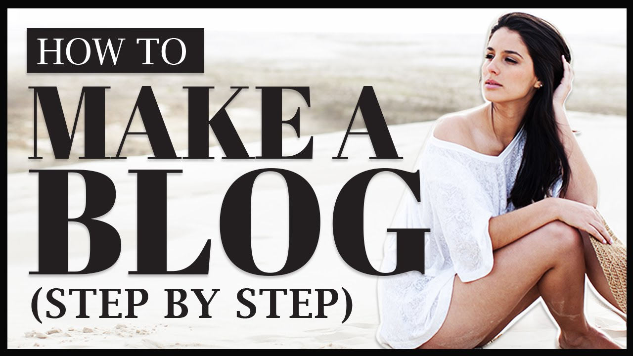 How to Create Free BLOG and EARN MONEY | How to Start My ...