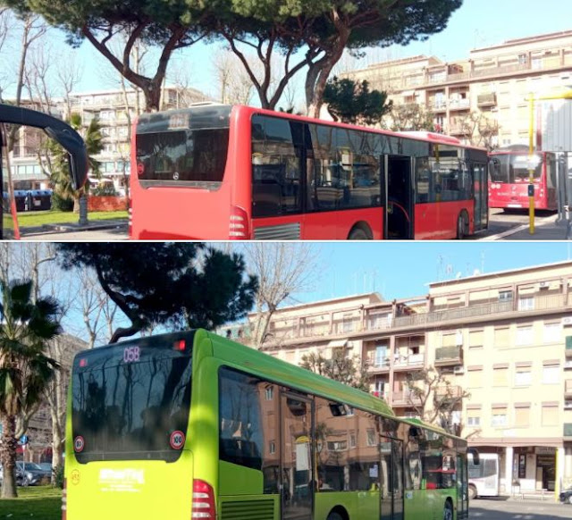 Il servizio integrativo del Trasporto pubblico romano