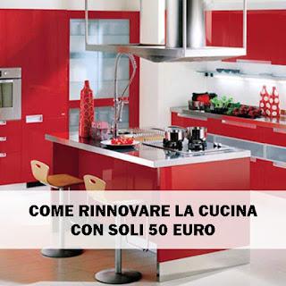 Come Rinnovare La Cucina Con Soli 50 Euro immagine