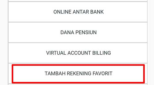 Semua rekening atas nama aksi cepat tanggap. Kenapa Tidak Bisa Transfer Saldo di BNI Internet Banking?