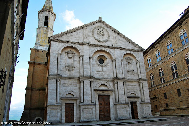 Duomo de Pienza