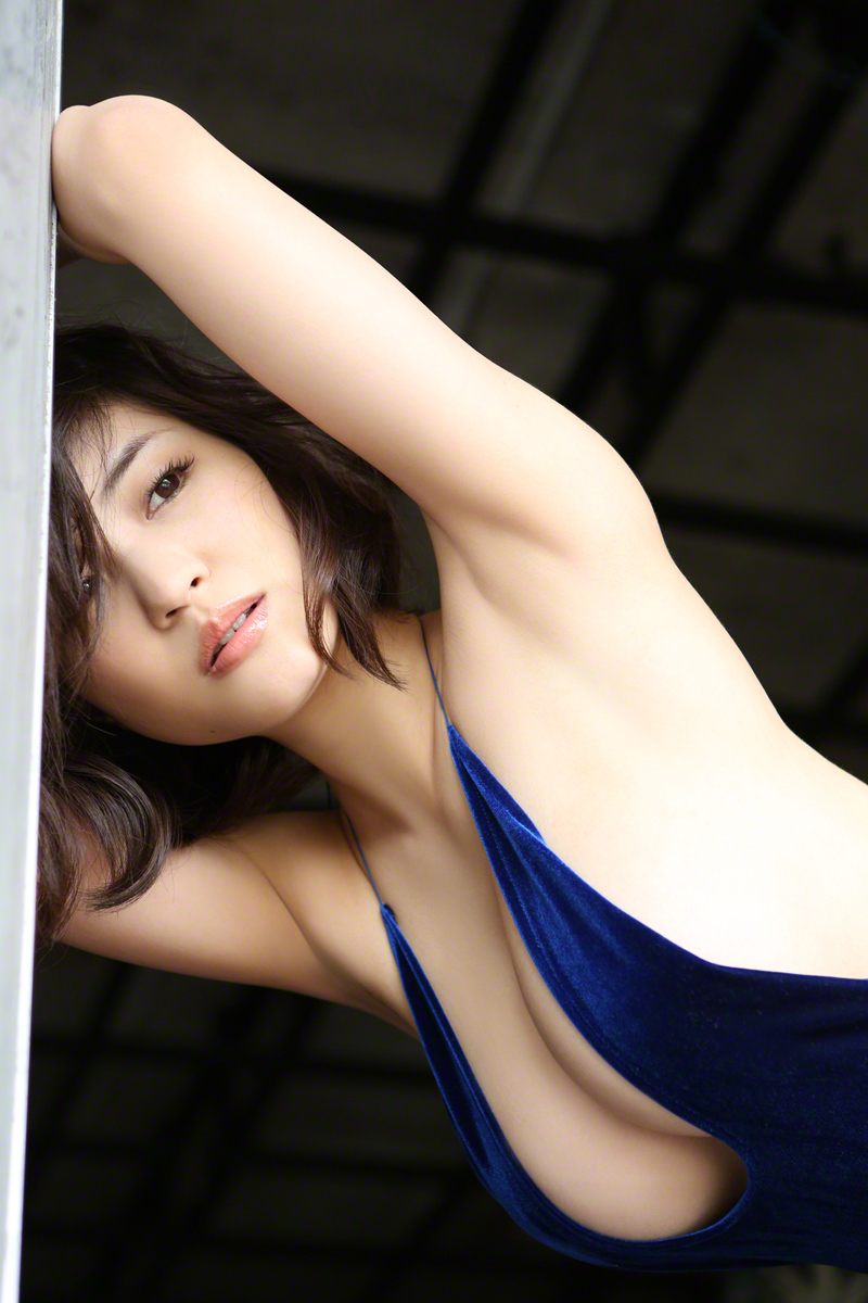 asuka kishi wanibooks hot model pictures gallery gravure