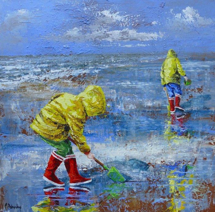 Французский художник. Patricia Debuchy