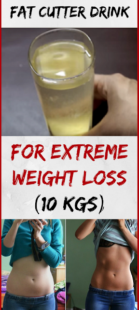 The Most Powerful FAT-BURNING Drink – For Extreme Weight Loss (10 Kg)
