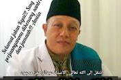Kabar Duka Menyelimuti Warga Tambora, Ketua Forsima Ustadz Oo Suyitno Meninggal Dunia