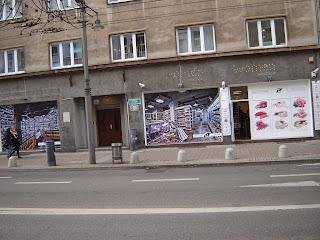 Gdynia, sklep, Dwunastka, wystawa