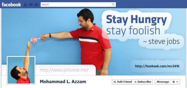 Creative Profile Pages for Facebook Timeline Ragam INFO Ragam CARA