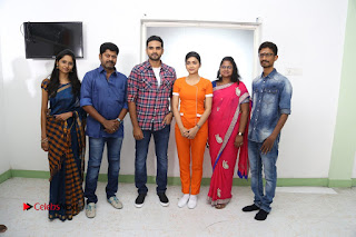 Nenjamellam Kadhal Tamil Movie Pooja Stills  0046.jpg