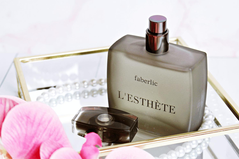 Perfumy Faberlic - Woda perfumowana Incognito oraz męska woda toaletowa L'esthete