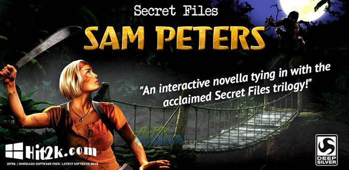 Secret Files Sam Peters Free Download