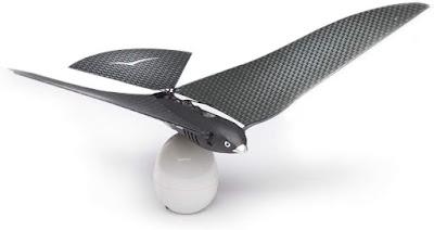Bird Shaped spy drone