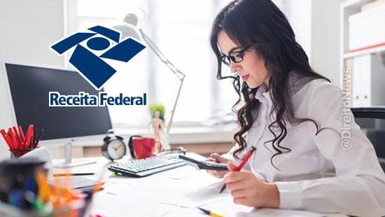 receita federal cadastramento debitos e cac