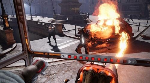 Wolfenstein: Cyberpilot Story