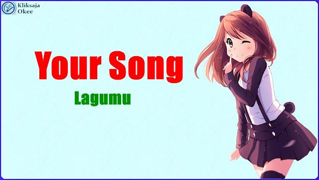 Lirik dan Terjemahan Yun Chi - Your Song Bahasa Indonesia