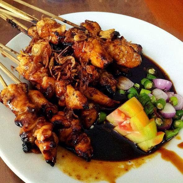 Resep Sate Ayam Goodway yang Tidak Menyebabkan Kanker & Cocok untuk Diet