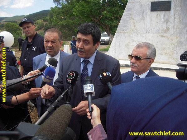 وزير المجاهدين من الشلف  : قرارات مهمة للحد من البيروقراطية في معالجة ملفات المجاهدين