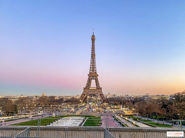 كارل لاغرفيلد في باريس