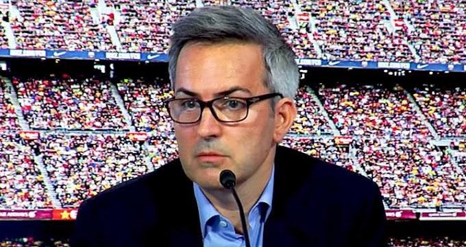 Kandidat Presiden Barcelona Victor Font Berambisi Besar Dalam Misinya Mengembalikan Klub Ke Kejayaan