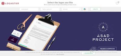 5 Situs Membuat Logo Online Secara Gratis