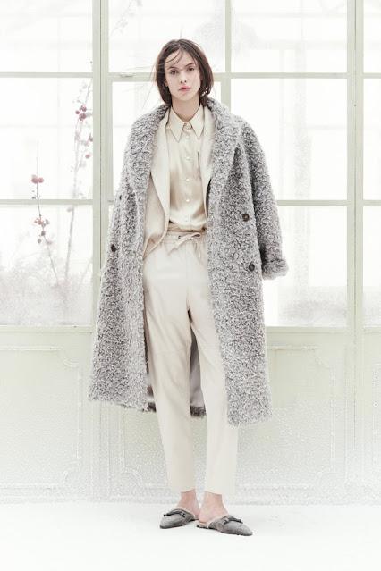 Minimalist style by Brunello Cucinello Fall Winter 2021