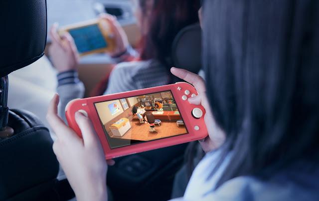 TWICE Nintendo Switch
