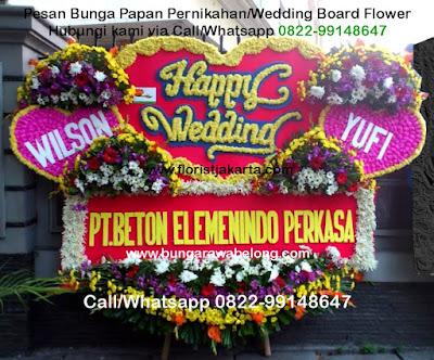 Bunga Pernikahan Patra Jasa