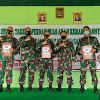 Brigjen TNI Djashar Djamil ,  Lakukan Peninjauan Bersama Para Dandim se Jajaran Korem 141/Toddopuli