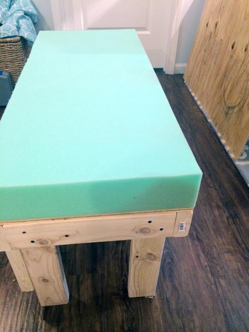 Iheart Organizing Studio Update Diy Built In Bench