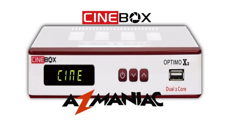 Cinebox Optimo X2 ACM