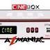 Cinebox Optimo X2 ACM Atualização - 07/01/2020