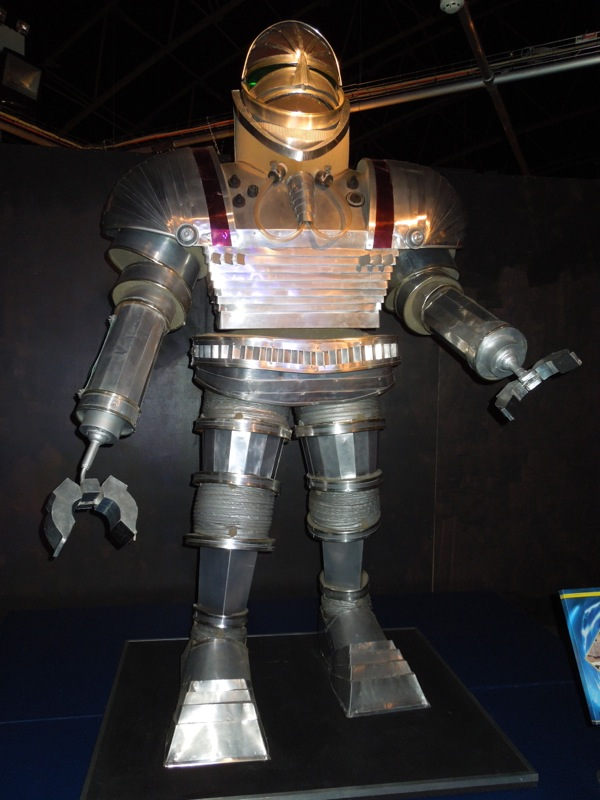 K1 Robot Doctor Who 1974