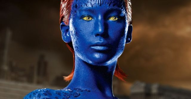 X-Men Apocalipse Mistica