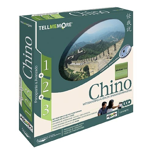 Tell Me More Chinese: Curso interactivo de Chino