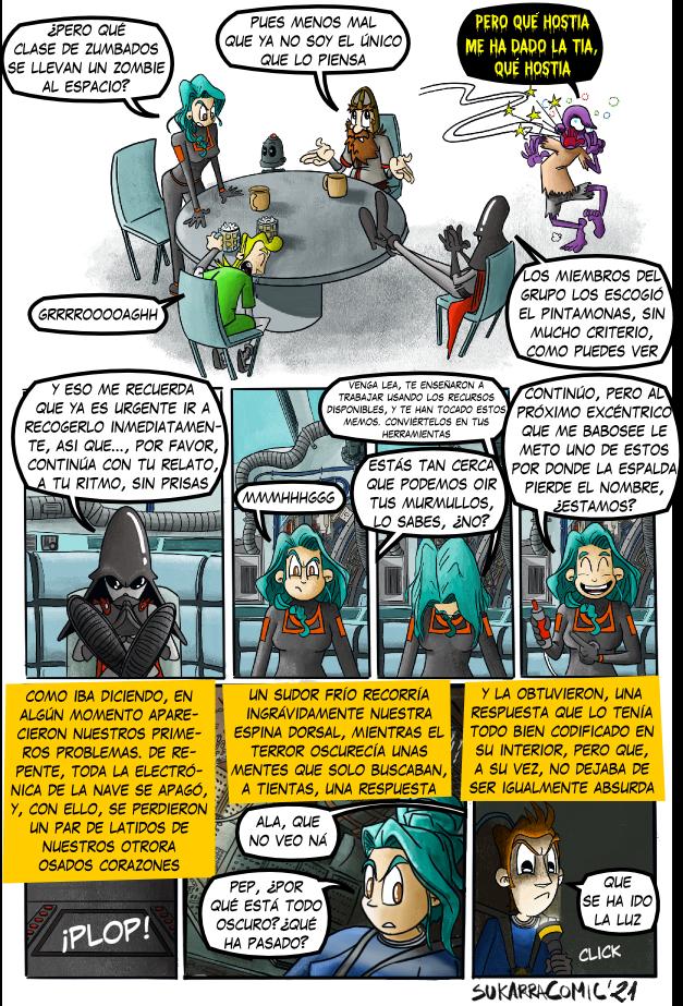 203 - La historia de Lea (Parte 2)