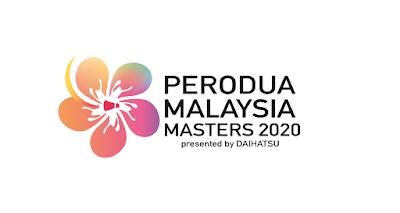 Jadwal Perodua Malaysia Masters 2020