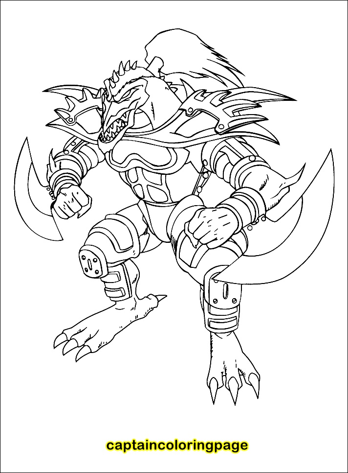- Coloring Page: Yu Gi Oh Coloring Page For Free
