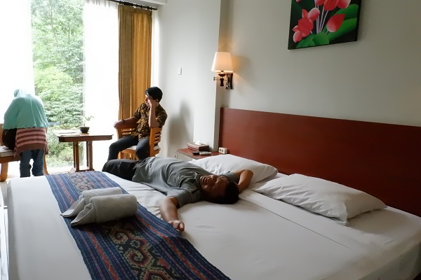 hotel dekat universitas brawijaya