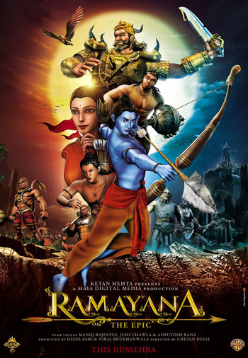 Ramayana The Epic 2010 Hindi