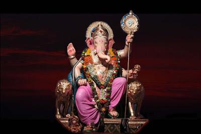 pink-clor-ganesha-lord-ganesh-wallpaper-image