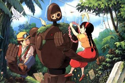 20+ Film Studio Ghibli Terbaik, dari Hotaru no Haka sampai Spirited Away