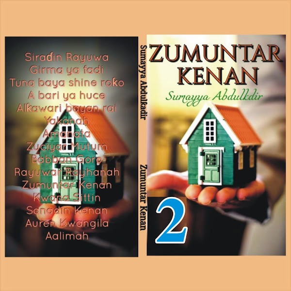 ZUMUNTAR KENAN BOOK 2 CHAPTER 7  by Sumayyah Abdul-kadir