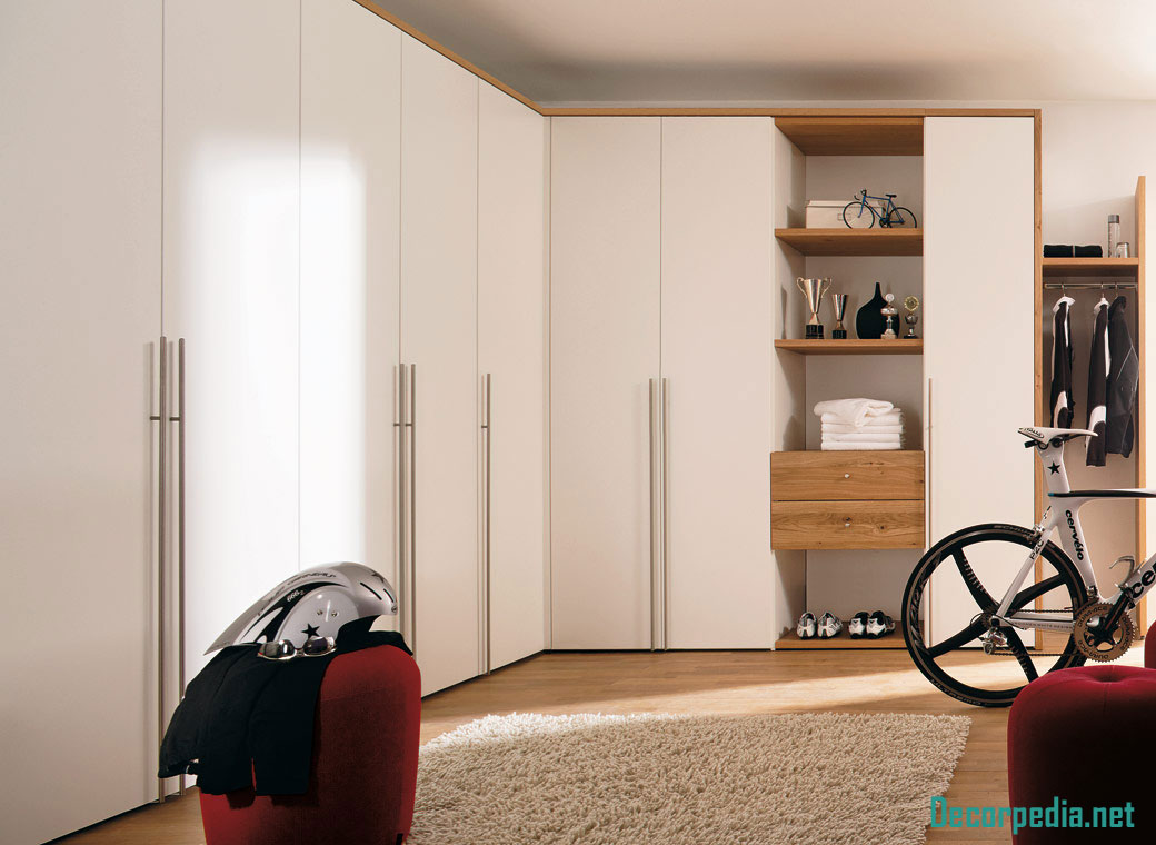 New bedroom cupboards and wardrobe design ideas