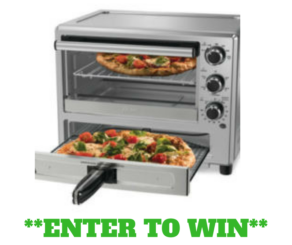 Win Yourself An Oster Convection Oven With Dedicated Pizza