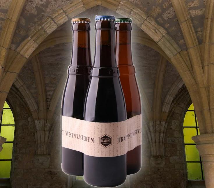 As abadias medievais levaram ao requinte a produção de cerveja.
