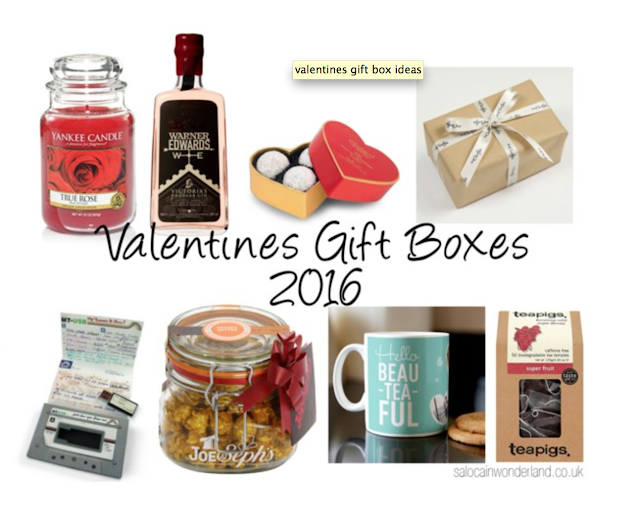 valentines gift box ideas