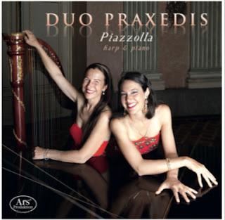 Piazzolla - Duo Praxedis - ARS Produktion