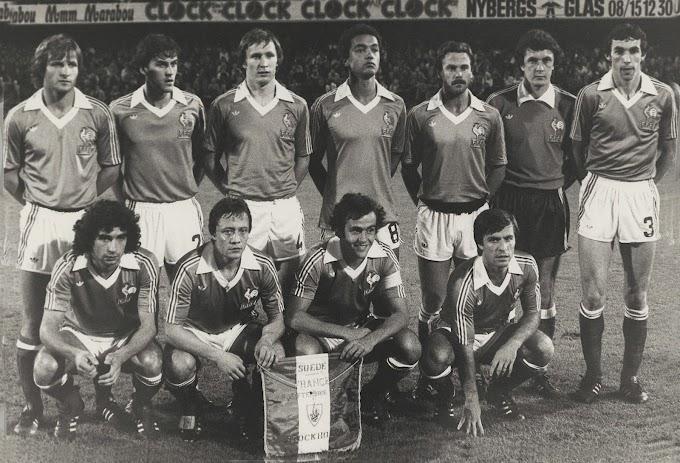 Suède-FRANCE 1979.
