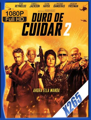 Duro de Cuidar 2 (2021) BDRip 1080p x265 Latino [GoogleDrive] Ivan092