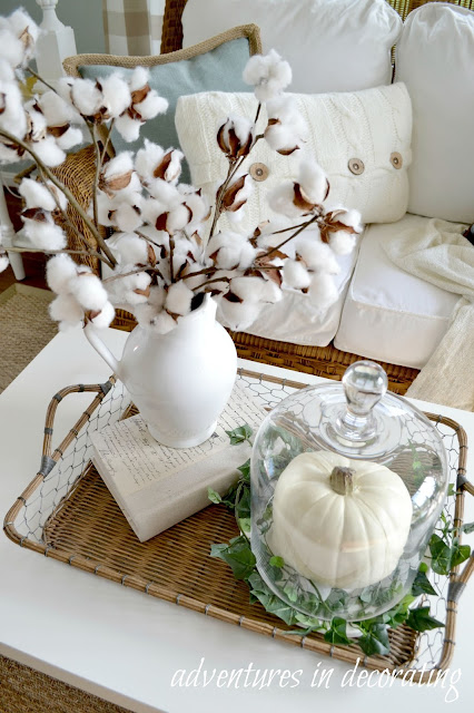 Adventures In Decorating Our 2015 Fall Kitchen: Adventures In Decorating: Our 2015 Fall Sunroom