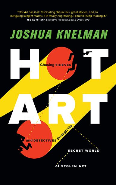 Art Hostage: Stolen Art Watch, Hot Picasso, Hot Art Sets Benchmark